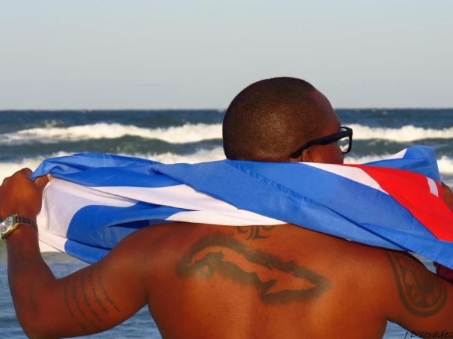 Frente al mar, fotografia de Jorge D'strades.